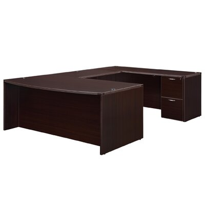 Flexsteel Contract Fairplex Executive Desk