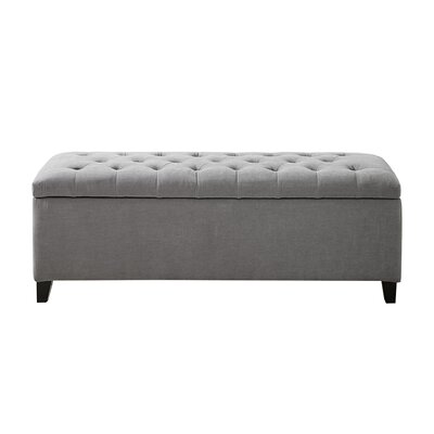Alcott Hill Bretton Tufted Top Storage Ot..