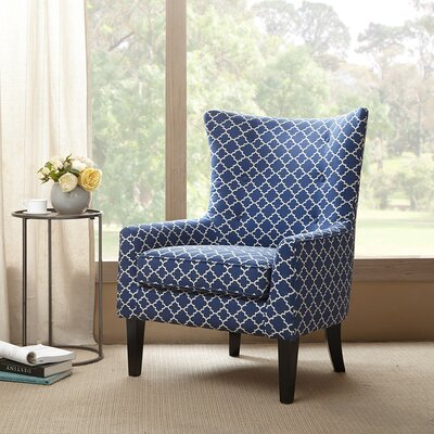Breakwater Bay Elderfield Shelter Wingback Chair