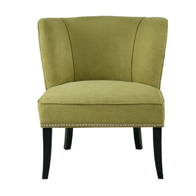 Three Posts Willis Armless Wingback Chair