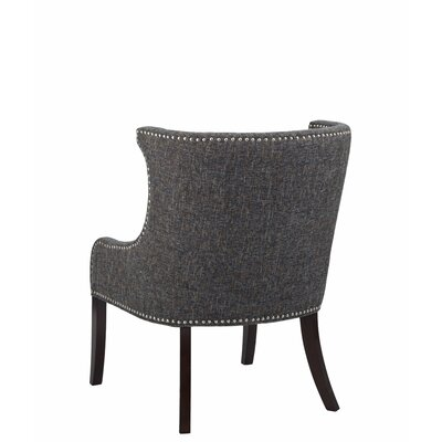 Madison Park Demi Swoop Arm Chair