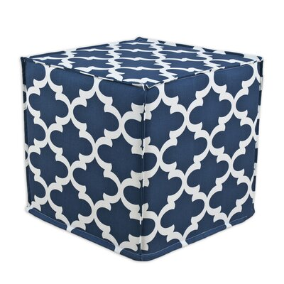 Brite Ideas Living Fynn Seamed Cube Ot..