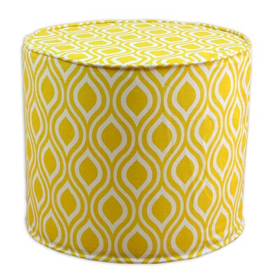 Brite Ideas Living Nichole High Corded Foam Ottoman Image