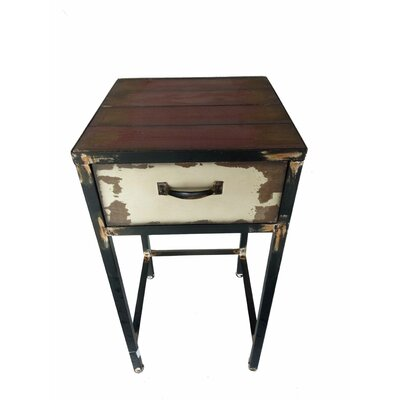 Attraction Design Home 1 Drawer Nightstand