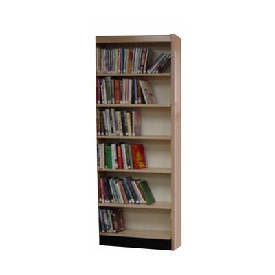 W.C. Heller Open Back Single Face Shelf 8..