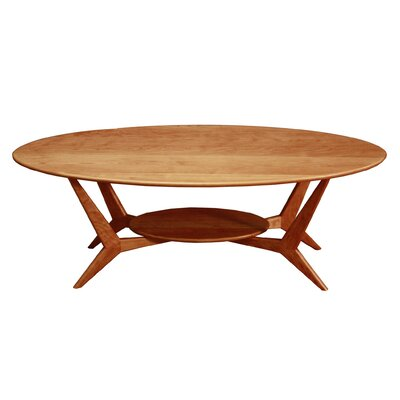 Wood Revival MidCentury Coffee Table