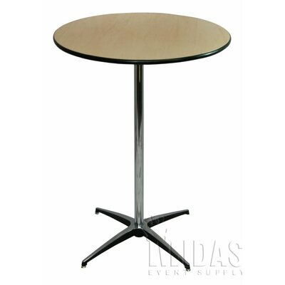 Midas Event Supply Elite Wood Table