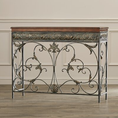 Rosalind Wheeler Bebb Console Table
