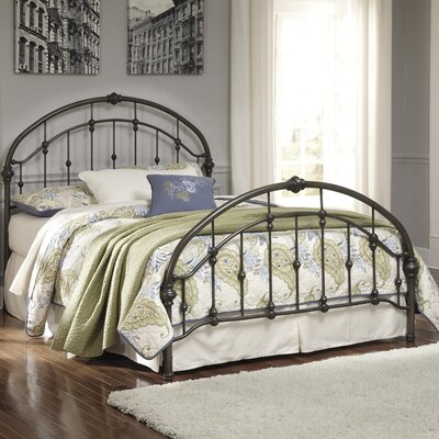 Rosalind Wheeler Lukeson Panel Bed