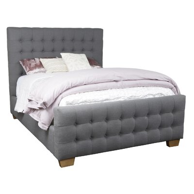 Rosalind Wheeler Upholstered Platform Bed