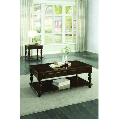 Rosalind Wheeler Fulham Coffee Table with..