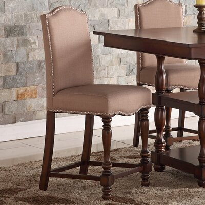 Rosalind Wheeler Creeve Bar Stool (Set of 2)