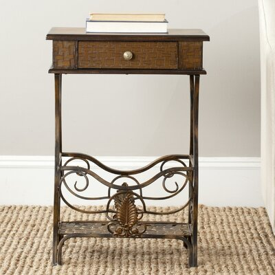 Bay Isle Home Ventana End Table