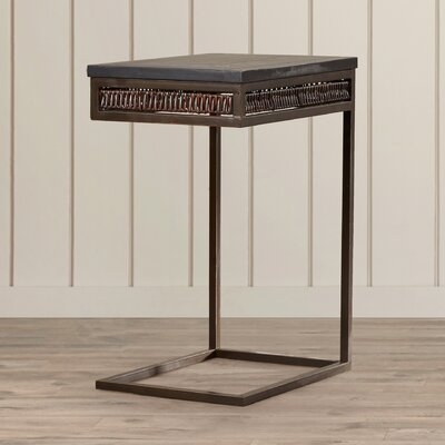 Bay Isle Home Royalleaf End Table