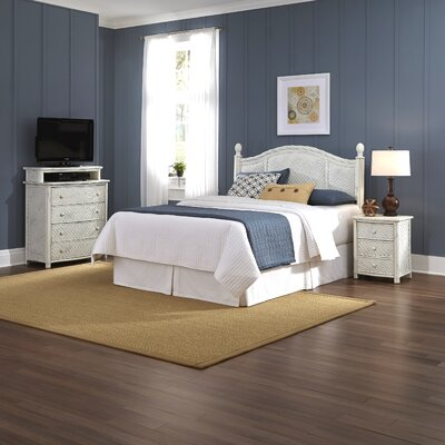 Bay Isle Home Oliver Platform 3 Piece Bedroom Set