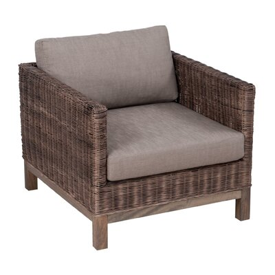 Bay Isle Home Cairo Modern Club Chair