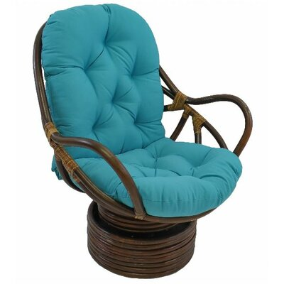 Bay Isle Home Tobago Swivel Rocker Chair