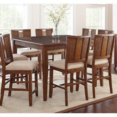 Bay Isle Home Kelia Extendable Dining Table