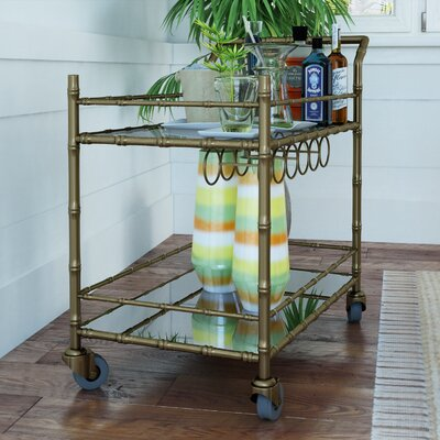 Bay Isle Home Pukiawe Serving Cart