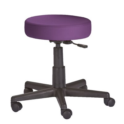 Symple Stuff Height Adjustable Rolling St..