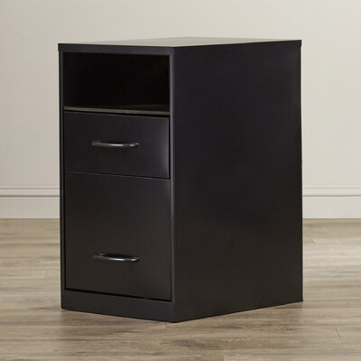 Symple Stuff 2 Drawer Filing Cabinet
