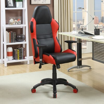 Symple Stuff Cushion High Back Executive Chair
