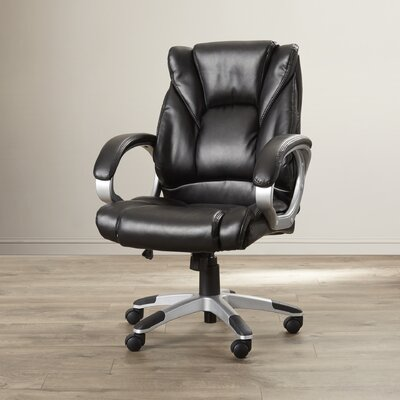 Symple Stuff Adjustable Executive Chair