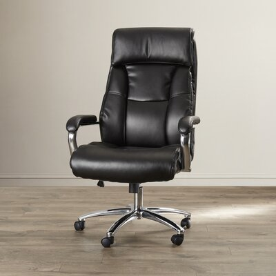 Symple Stuff Sleek Executive Chair