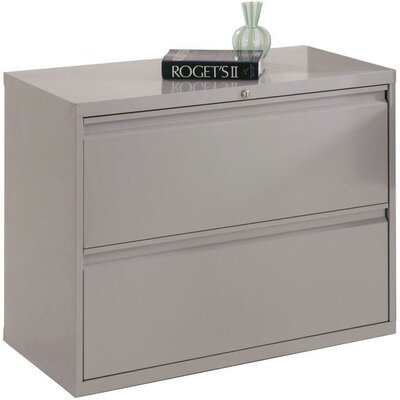 Symple Stuff 2-Drawer Full Pull  File Cab..