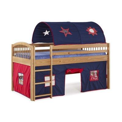 Zoomie Kids Abigail Twin Loft Bed