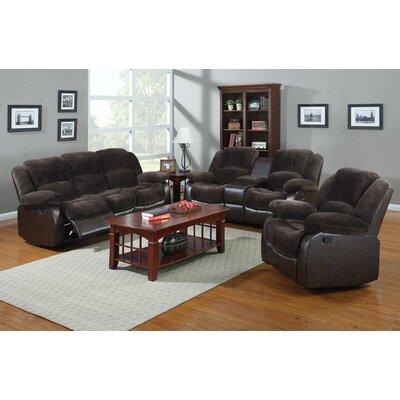 NathanielHome Aiden 3 Piece Living Room Set & Reviews   Wayfair