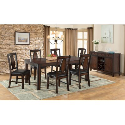 Vilo Home Inc. Tuscan Hills 7 Piece Dining Set