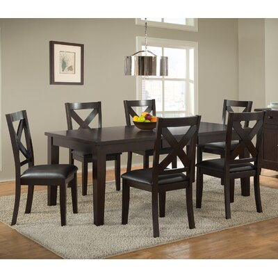 Vilo Home Inc. Xander Extendable Dining Table