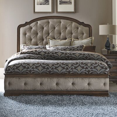 Astoria Grand Panel Bed