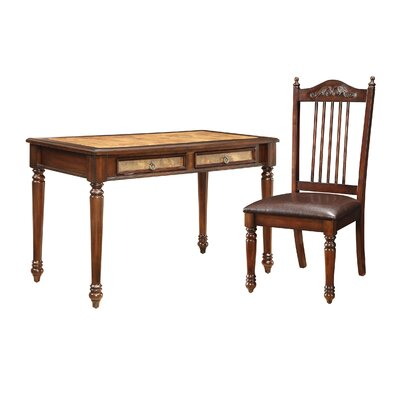 Astoria Grand Rheinfels Writing Desk with Chair