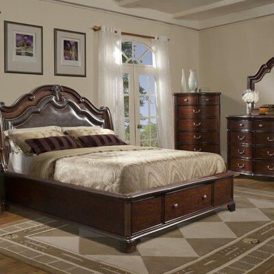 Astoria Grand Salses Platform Customizable Bedroom Set