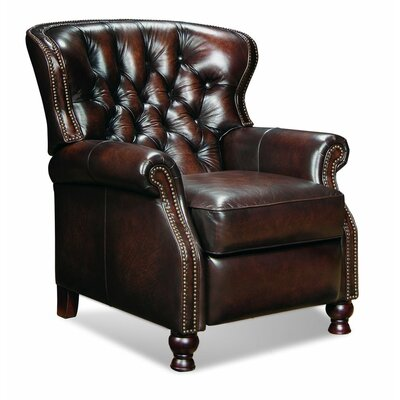 Astoria Grand Harle Leather Recliner