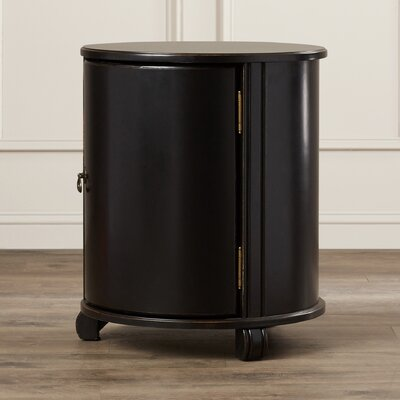 Astoria Grand Barbery End Table