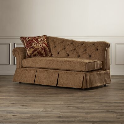 Astoria Grand John Upholstery Chaise Lounge
