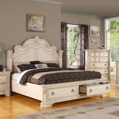 Astoria Grand Esplanade Storage Panel Bed