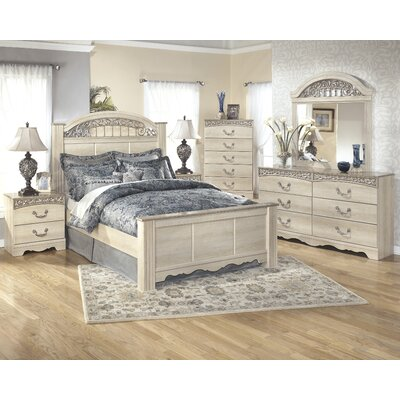 Astoria Grand Johnby 6 Drawer Dresser