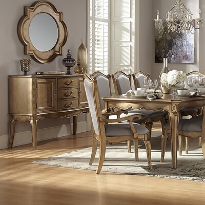 Astoria Grand Bainbridge Side Chair (Set of 2)
