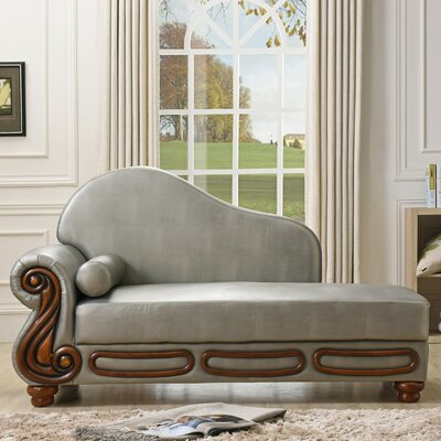 Astoria Grand Churchwell Chaise Lounge
