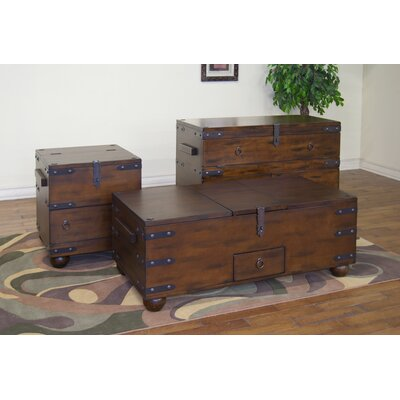 World Menagerie Farish Coffee Table Set
