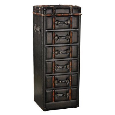 Darby Home Co Aleshire 6 Drawer Lingerie Chest