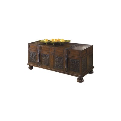 World Menagerie Andalusia Storage Coffee Table