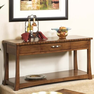 World Menagerie Andover Console Table