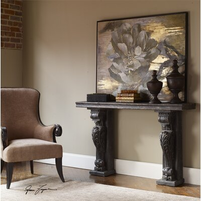 World Menagerie Console Table