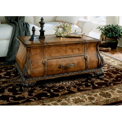 World Menagerie Kaya Bombe Coffee Table Trunk