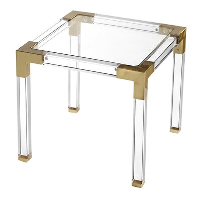 Mercer41 Fleisher Coffee Table